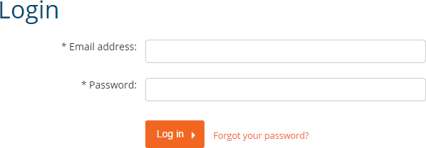 Udocx administrator login